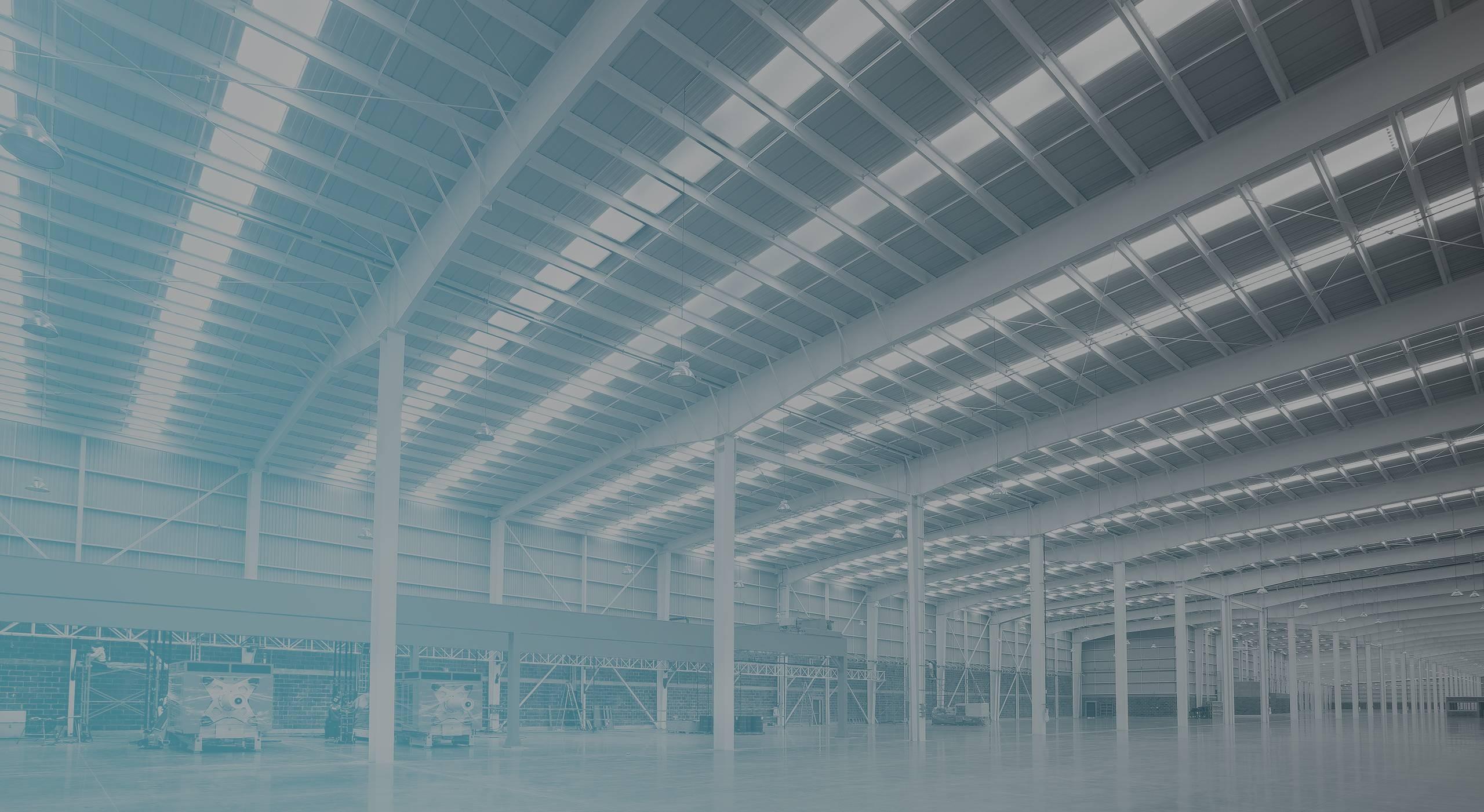Constructora de edificios industriales y logísticos.